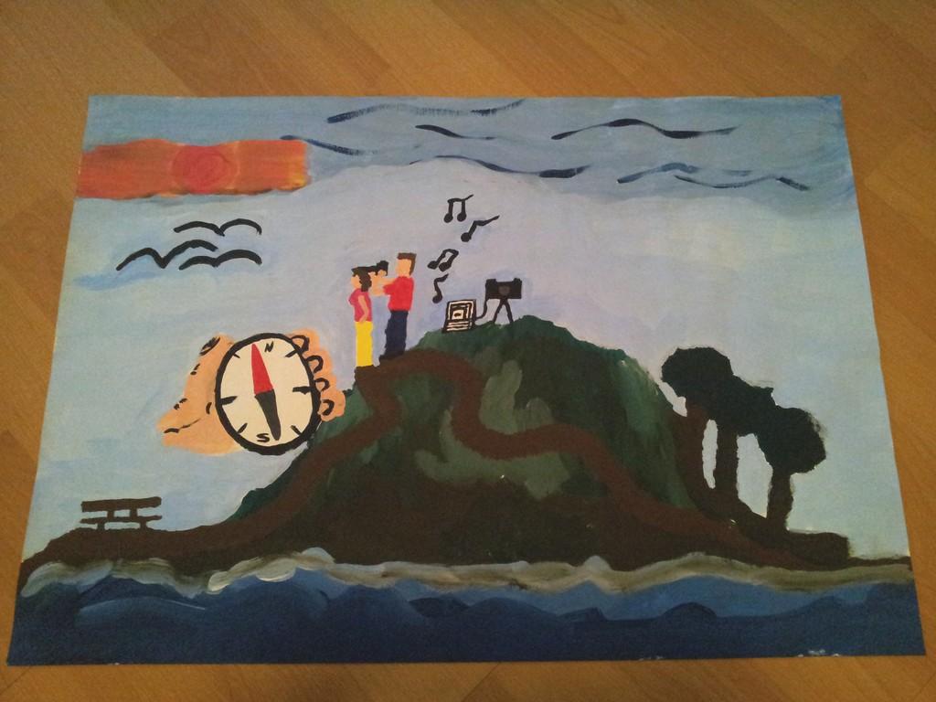 Meine Insel ...